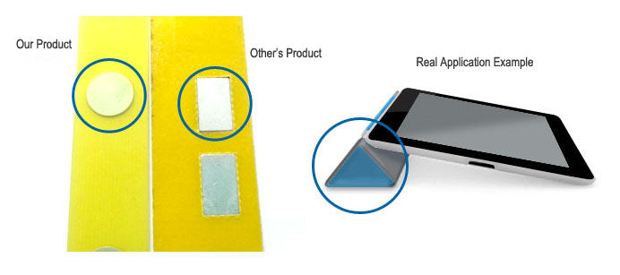 Compare of Our Product & Other's Product